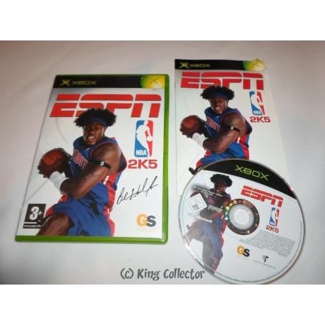 Jeu Xbox - ESPN NBA 2K5