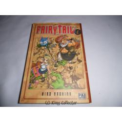 Manga - Fairy Tail - Volume n° 1 - Hiro Mashima - Pika