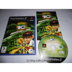 Jeu Playstation 2 - Ben 10 : Protector of Earth - PS2