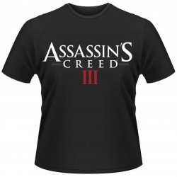 T-Shirt - Assassin's Creed III - Logo 4