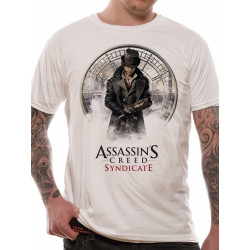 T-Shirt - Assassin's Creed Syndicate - Jacob - Bioworld Merchandising