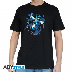 T-Shirt - Blue Exorcist - Rin & Yukio - ABYstyle