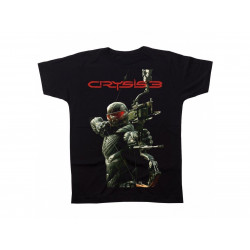 T-Shirt - Crysis 3 - Cover - Joystick Junkies