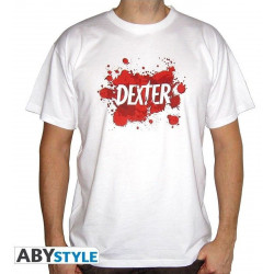 T-Shirt - Dexter - Logo - Abystyle