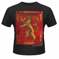 T-Shirt - Game of Thrones - House Lannister - ABYstyle