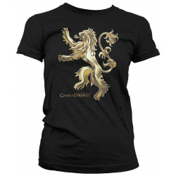 T-Shirt - Game of Thrones - Chrome Lannister - Indiego