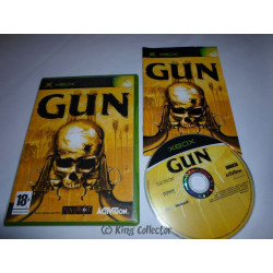 Jeu Xbox - Gun