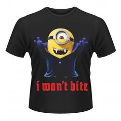 T-Shirt - Les Minions - I Won't bite- PHD Merchandise