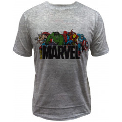 T-Shirt - Marvel - Group - Indiego
