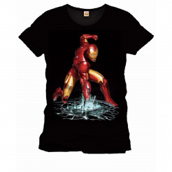 T-Shirt - Marvel - Iron Man - Cotton Division