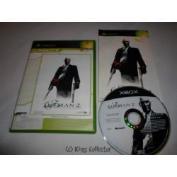 Jeu Xbox - Hitman 2 : Silent Assassin (Classics)