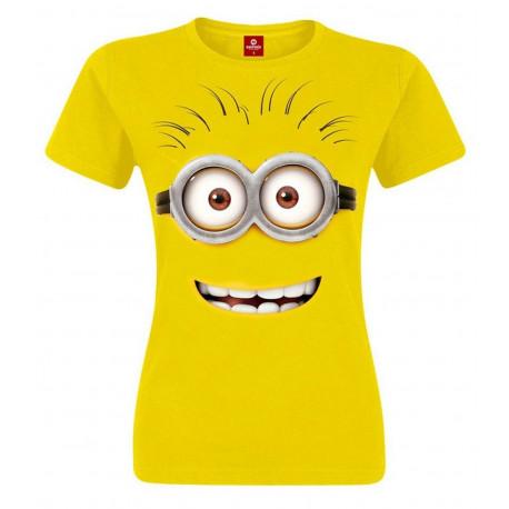 T-Shirt - Les Minions - Moi Moche et Méchant 2 - Dave -