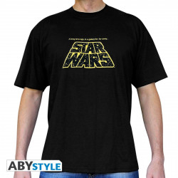 T-Shirt - Star Wars - A long time ago ... - ABYstyle
