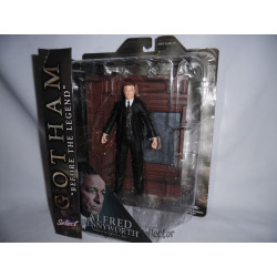 Figurine - DC Comics - Gotham Select Série 2 - Alfred Pennyworth - Diamond Select