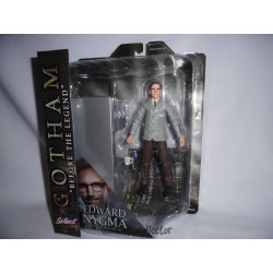 Figurine - DC Comics - Gotham Select Série 2 - Edward Nygma - Diamond Select