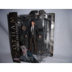 Figurine - DC Comics - Gotham Select Série 2 - Harvey Bullock - Diamond Select