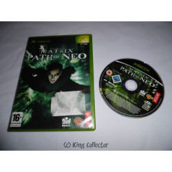 Jeu Xbox - The Matrix : Path of Neo
