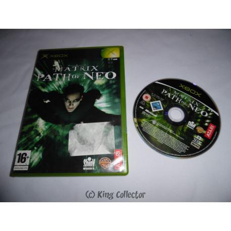Jeu Xbox - The Matrix : Path of Neo