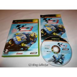 Jeu Xbox - MotoGP Ultimate Racing Technology 3