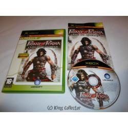 Jeu Xbox - Prince Of Persia : L'ame Du Guerrier