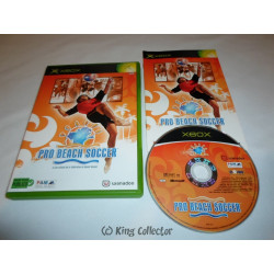 Jeu Xbox - Pro Beach Soccer