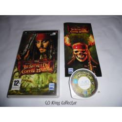 Jeu PSP - Pirates des Caraibes : le Secret du Coffre Maudit