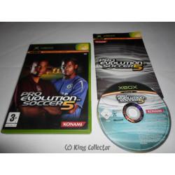 Jeu Xbox - Pro Evolution Soccer 5
