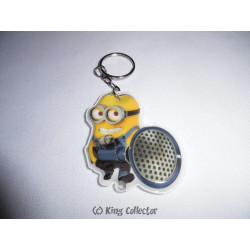 Porte-Clé - Les Minions - LED Minion Lancequipète - Gialamas Collection