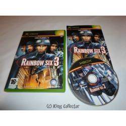 Jeu Xbox - Tom Clancy's Rainbow Six 3