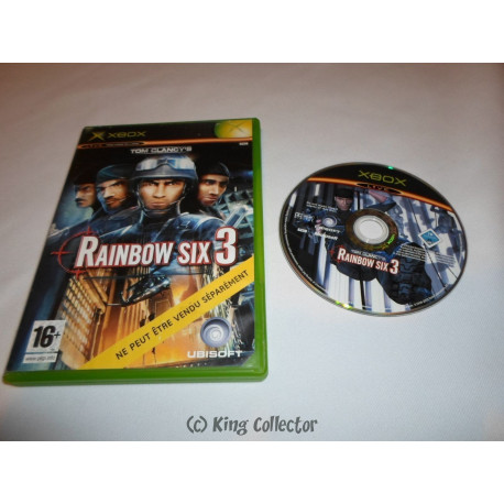 Jeu Xbox - Tom Clancy's Rainbow Six 3 (Bundle Copy)