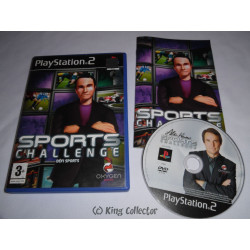 Jeu Playstation 2 - Sports Challenge : Defi Sports - PS2