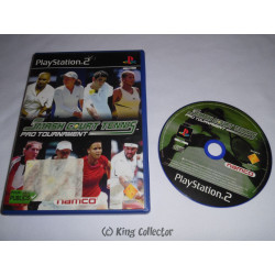 Jeu Playstation 2 - Smash Court Pro Tournament - PS2