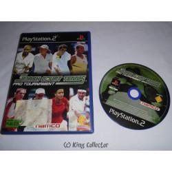 Jeu Playstation 2 - Smash Court Pro Tournament - PS2
