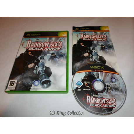 Jeu Xbox - Tom Clancy's Rainbow Six 3 Black Arrow