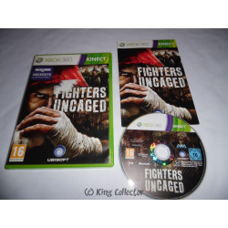 Jeu Xbox 360 - Fighters Uncaged