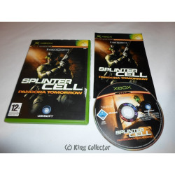 Jeu Xbox - Tom Clancy's Splinter Cell Pandora Tomorrow