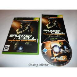Jeu Xbox - Tom Clancy's Splinter Cell Pandora Tomorrow