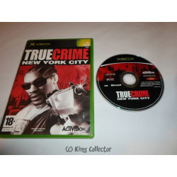 Jeu Xbox - True Crime : New York City