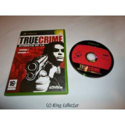 Jeu Xbox - True Crime : Streets of LA SN