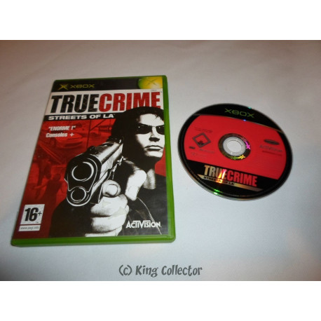 Jeu Xbox - True Crime : Streets of LA SN