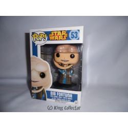 Figurine - Pop! Movies - Star Wars - Bib Fortuna - Vinyl Figure - Funko