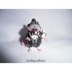 Figurine - Disney - Zootopie - Mr Big - Bullyland