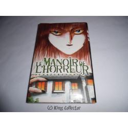 Manga - Le Manoir de l'Horreur - Volume No 2 - Ochazukenori - Delcourt