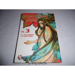 Manga - Guardian Dog - No 3 - Akira Shirakawa / Shiro Fukaki - Ki-oon