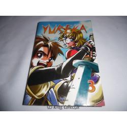 Manga - Yureka - No 3 - Jon Soon Hee / Youn Kyung Kim - Samji