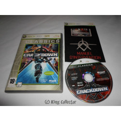 Jeu Xbox 360 - Crackdown (Classic)