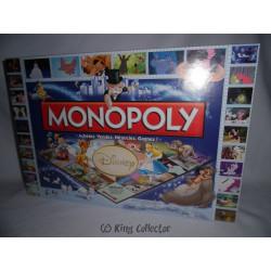 Jeu de société - Monopoly Edition Disney - Hasbro