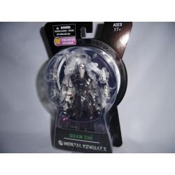 Figurine - Mortal Kombat X - série 2 - Quan Chi Sorcerer - Mezco Toys