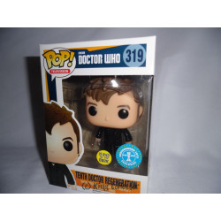 Figurine - Pop! TV - Doctor Who - 10th Doctor Regeneration - Vinyl - Funko