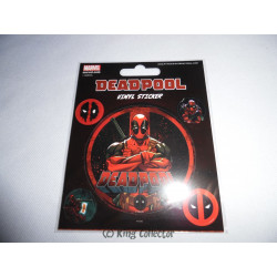 Stickers - Marvel - Deadpool - 7 cm - Pyramid International